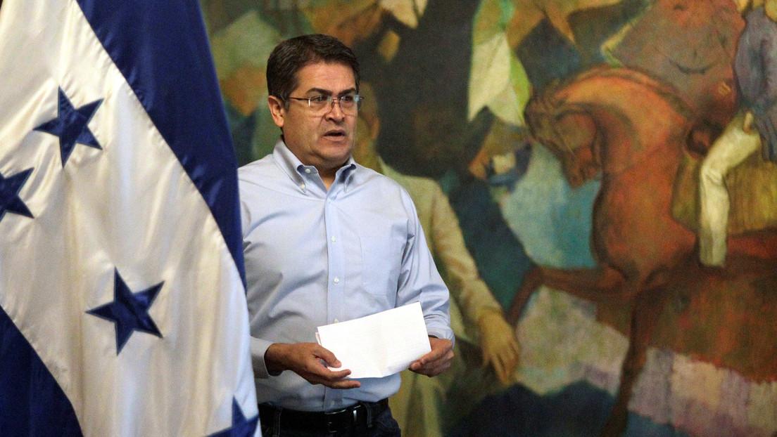 Un juez estadounidense condena a cadena perpetua por narcotráfico al hermano del presidente de Honduras
