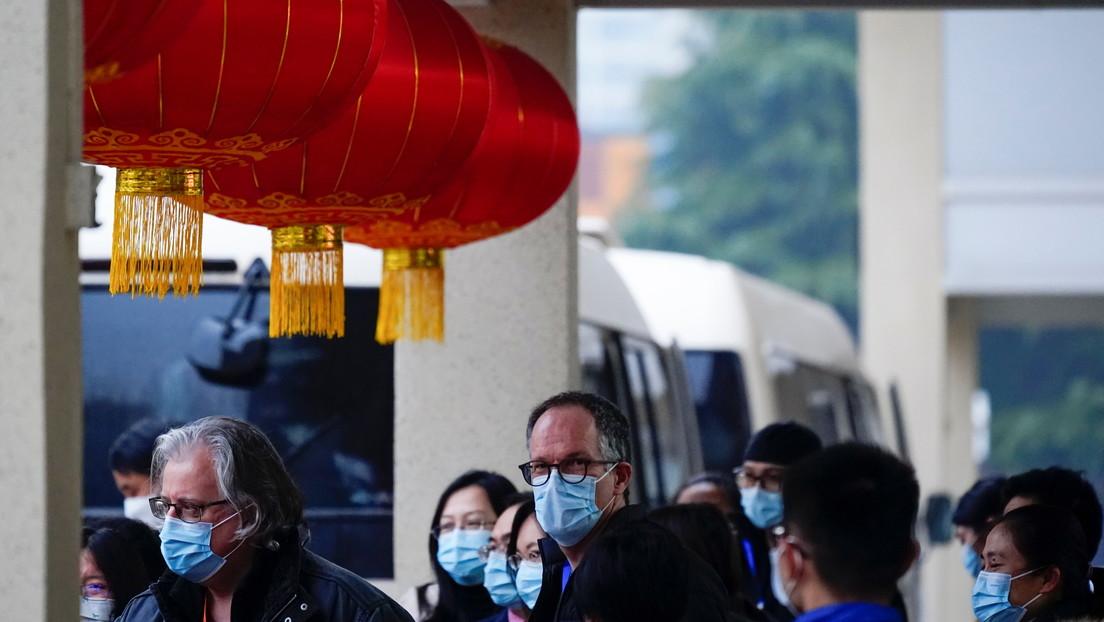 14 países critican a la OMS por la carencia de datos en el estudio que hizo en China sobre el origen de la pandemia