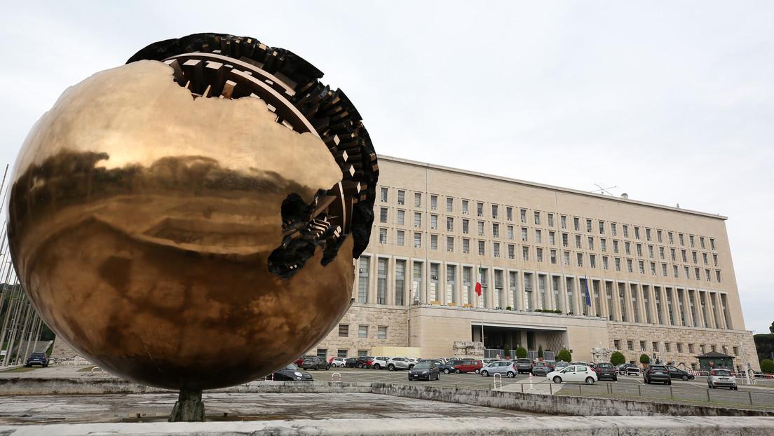 La Cancillería italiana convoca al embajador de Rusia tras la detención de un diplomático ruso acusado de espionaje