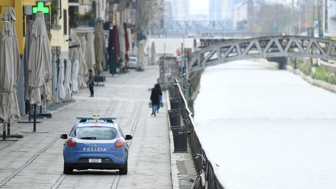 Italia expulsa a dos empleados de la Embajada de Rusia tras la detención de un diplomático ruso acusado de espionaje