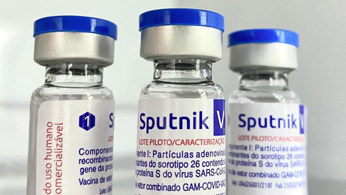 Brasil produce el primer lote piloto de los componentes de la vacuna Sputnik V contra el covid-19