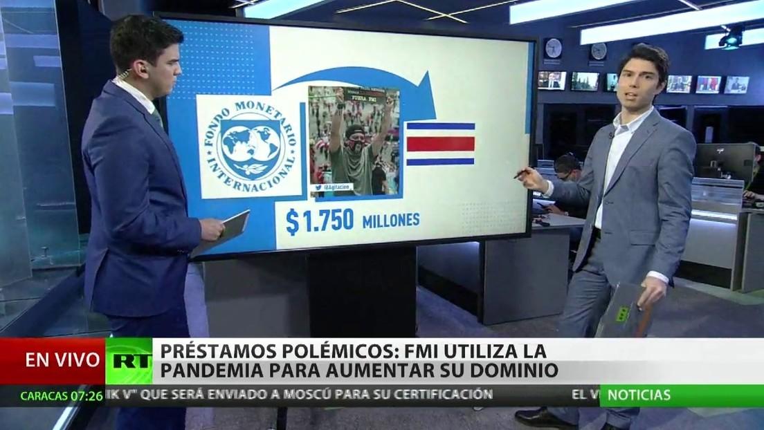 Costa Rica no logra aprobar una ley necesaria para recibir crédito del FMI