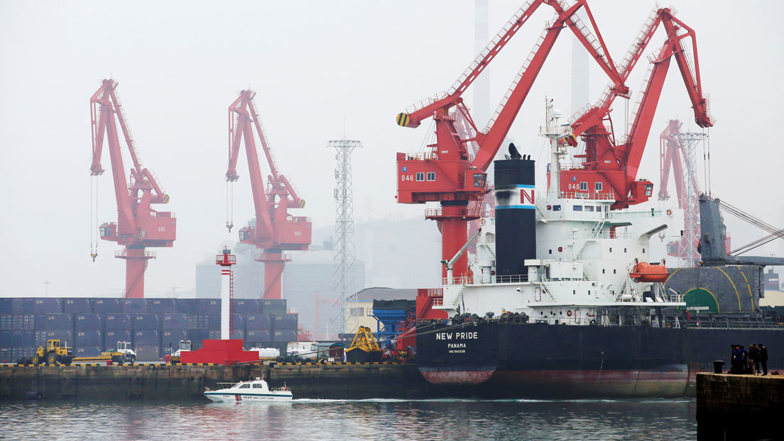 """Las importaciones chinas de petróleo iraní """"barato"""" alcanzarán un nuevo récord en marzo"""