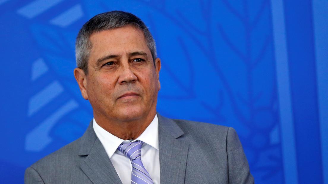 """El nuevo ministro de Defensa de Brasil dice que el golpe militar de 1964 debe ser """"celebrado"""" en su contexto histórico"""