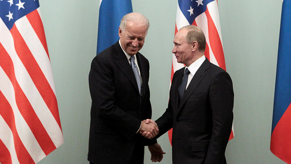 """27 organizaciones estadounidenses piden a Biden que abandone la retórica """"imprudente"""" con Putin"""