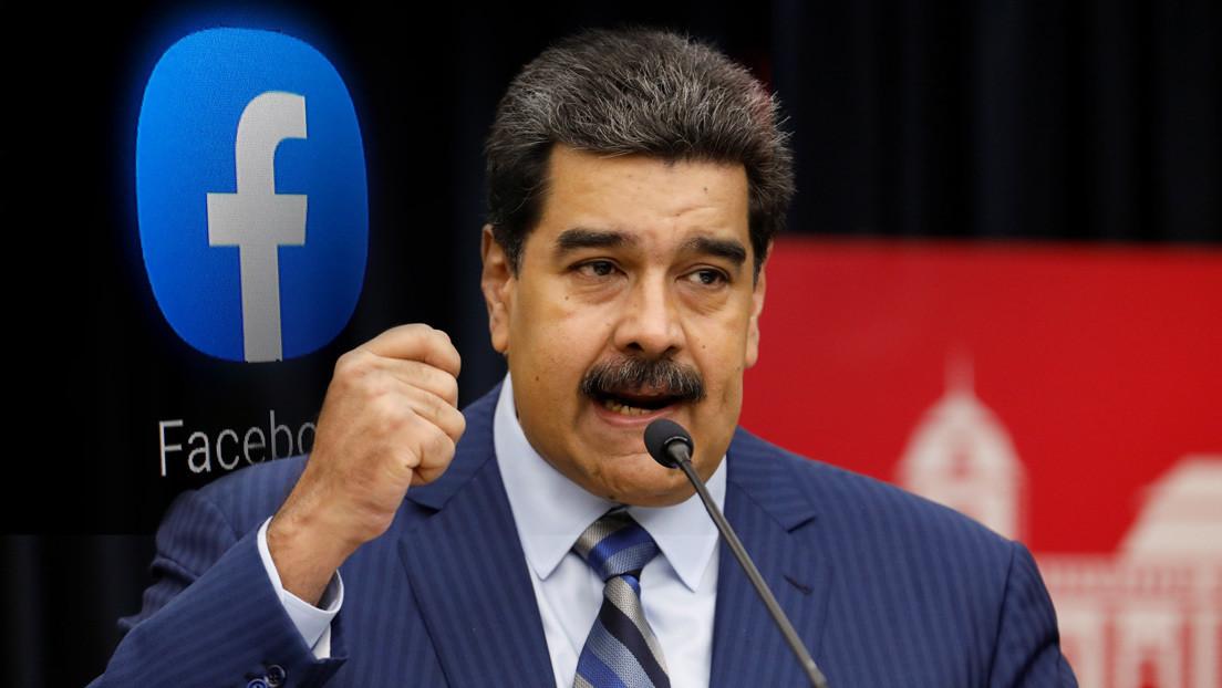 """""""Es el totalitarismo en versión digital"""": El ministro de Comunicación de Venezuela habla sobre las razones del veto a Maduro en Facebook"""