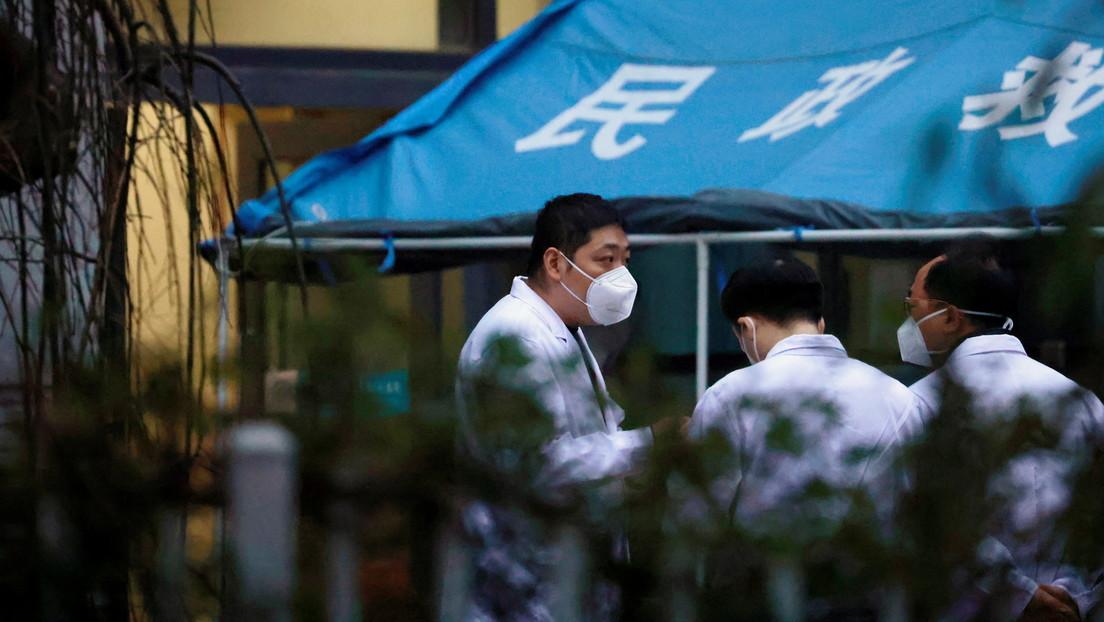 """Alto experto médico chino sobre acusaciones de la OMS: """" Todos podían ver la base de datos y los materiales"""""""