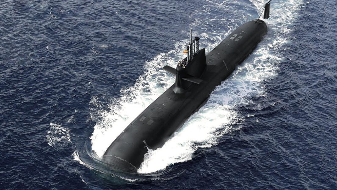 El submarino militar S-81, la nave más moderna de España y una de las más avanzadas del mundo, ultima su botadura