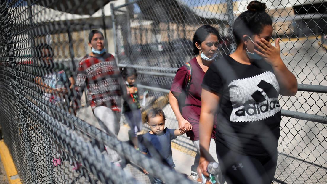 EE.UU. deporta a México a una mujer hondureña que había comenzado su labor de parto mientras estaba en custodia