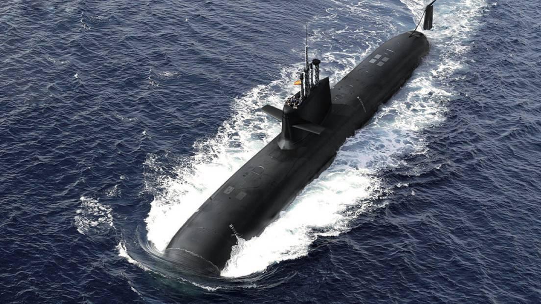El submarino militar S-81, la nave más moderna de España y una de las más  avanzadas del mundo, ultima su botadura - RT
