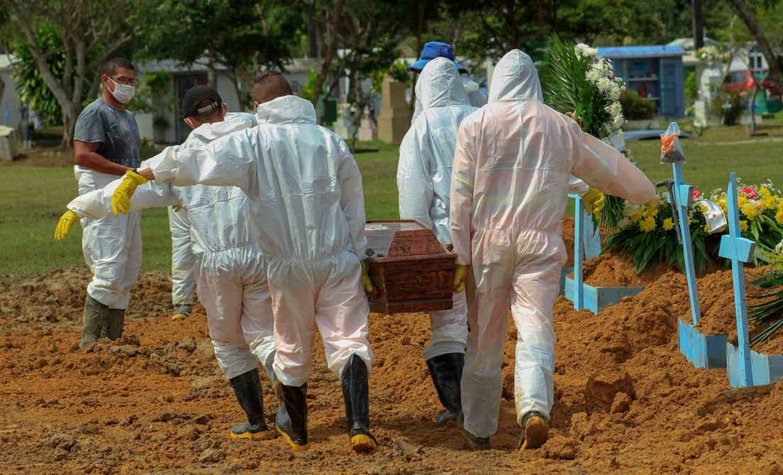 """""""El mundo está asustado"""": por qué la variante brasileña del coronavirus genera tanta preocupación a escala internacional   Noticias de Buenaventura, Colombia y el Mundo"""