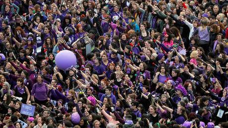 ¿Criminalización del feminismo? En un año repleto de protestas en las calles, se prohíben las manifestaciones del 8M en Madrid