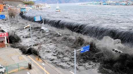 Identifican los restos de una mujer desaparecida en el tsunami de  Japón de 2011