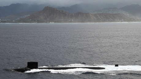 EE.UU. bota el Montana, su nuevo submarino nuclear de ataque clase Virginia