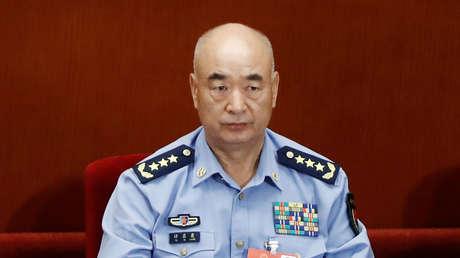 'Trampa de Tucídides': El más alto jefe militar chino después de Xi Jinping llama a aumentar el gasto bélico ante un posible enfrentamiento con EE.UU.