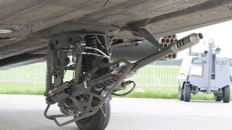 Northrop Grumman presenta el proyecto de su cañón Sky Viper para armar helicópteros futuristas