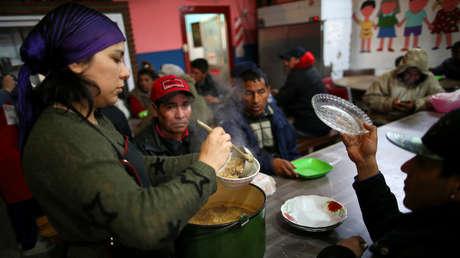 """Secretario general de la ONU advierte de que millones de personas en todo el mundo pueden morir de hambre """"si no se toman medidas inmediatas"""""""