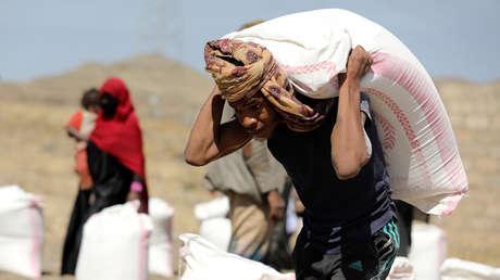 """Jefe del Programa Mundial de Alimentos sobre la situación en Yemen: """"Esto es un infierno y es totalmente provocado por el hombre"""""""