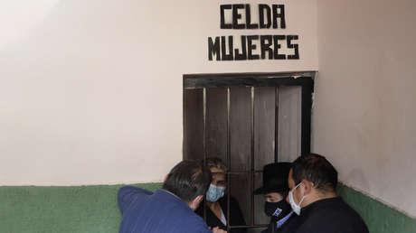 La Policía de Bolivia captura a la expresidenta de facto Jeanine Áñez