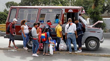 """De la """"nueva normalidad"""" a la emergencia declarada en Caracas y tres estados: ¿cómo afecta a Venezuela la llegada de la variante brasileña?"""