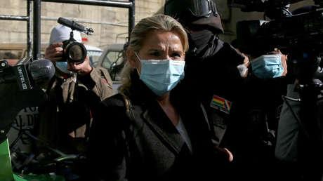 El Ministerio de Justicia de Bolivia pide 30 años de cárcel para Jeanine Áñez