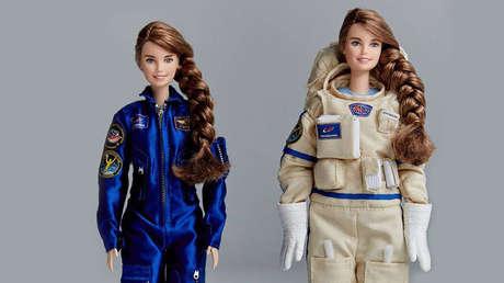 Barbie lanza una muñeca inspirada en la próxima cosmonauta rusa que viajará al espacio (FOTOS)