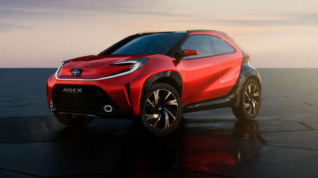 Toyota revela imágenes de su nuevo coche urbano Aygo X Prologue