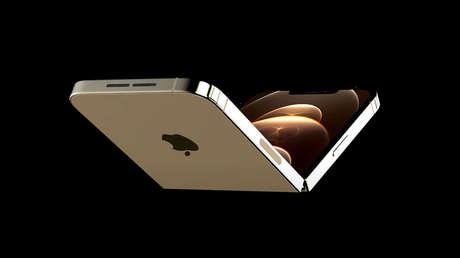 VIDEO: Revelan cómo sería el iPhone plegable en el que trabaja Apple