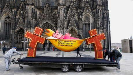 Escándalo de abuso infantil en Alemania: una investigación revela más de 200 perpetradores y más de 300 víctimas en la diócesis católica de Colonia
