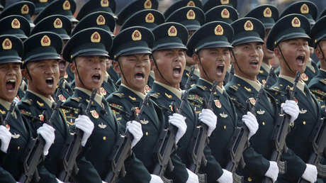 Estos son los ejércitos más potentes del mundo y China encabeza la lista