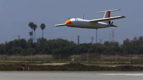 Encuentran en una playa un dron de la Fuerza Aérea de EE.UU. abatido durante un simulacro (FOTOS)