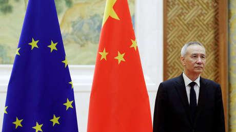 China convoca al enviado de la UE para protestar contra las sanciones impuestas por los supuestos abusos de derechos humanos en Sinkiang