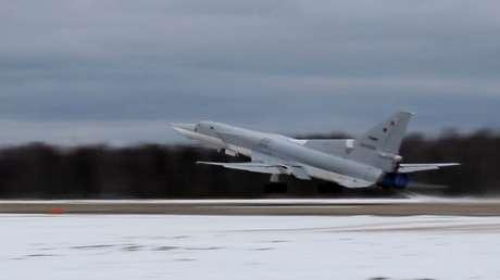 Mueren 3 pilotos de un bombardero estratégico ruso Tu-22M3 por un fallo del sistema de eyección