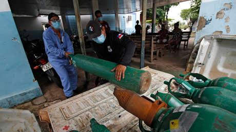 El Ministerio de Salud de Brasil advierte que seis estados se encuentran en situación crítica por falta de oxígeno