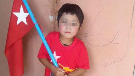 Soldados irrumpen en la casa de una familia y matan a una niña de 7 años en Myanmar