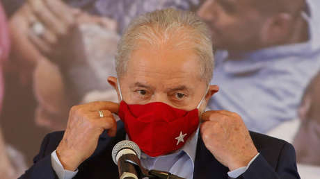 """""""Este es el mayor genocidio de nuestra historia"""": Lula afirma que Bolsonaro debería pedir perdón a las familias de los 300.000 muertos por covid-19"""
