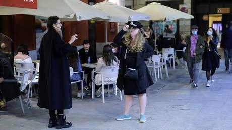 Por qué Madrid se ha convertido en la capital europea del 'turismo de borrachera' (y cómo es posible en medio de la pandemia)