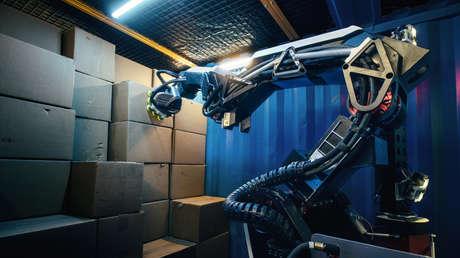 VIDEO: Boston Dynamics presenta un nuevo robot capaz de transportar todo tipo de cajas en espacios reducidos