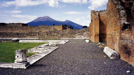 Científicos determinan cuántos minutos tardó la erupción del Vesubio en destruir Pompeya