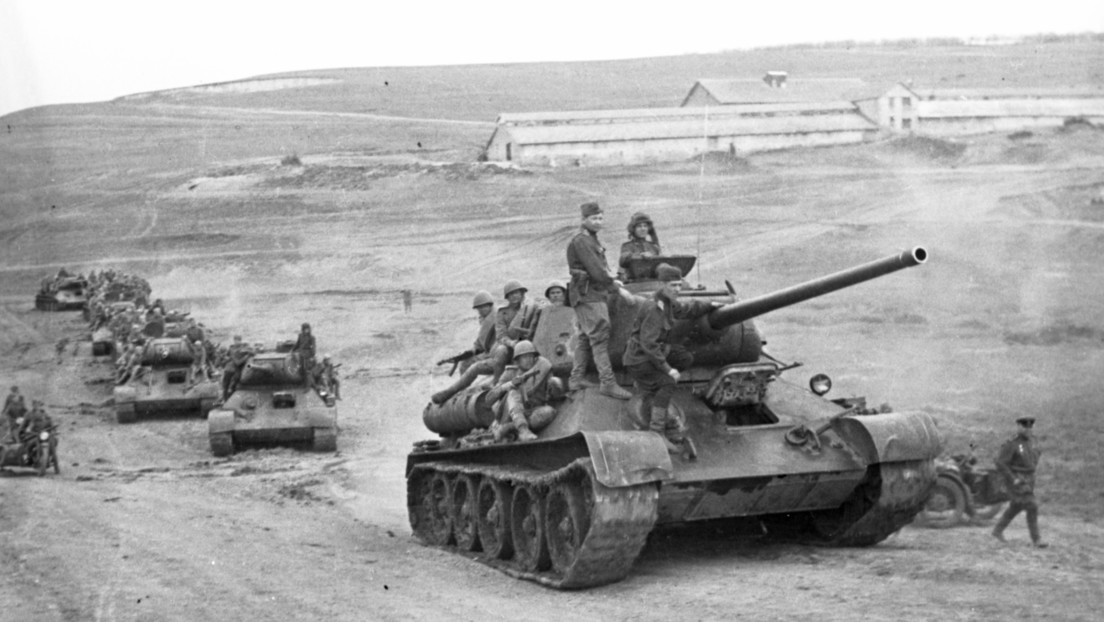 Exgeneral de EE.UU. niega la muerte de millones de rusos en la Segunda Guerra Mundial