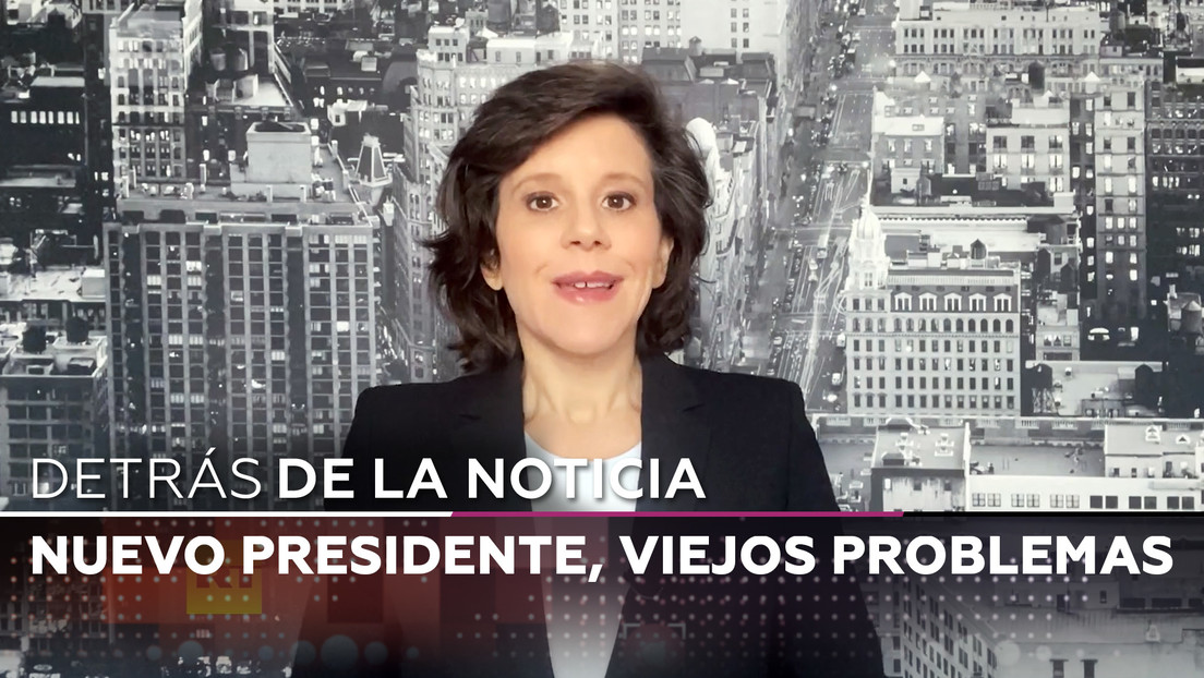 Nuevo presidente, viejos problemas