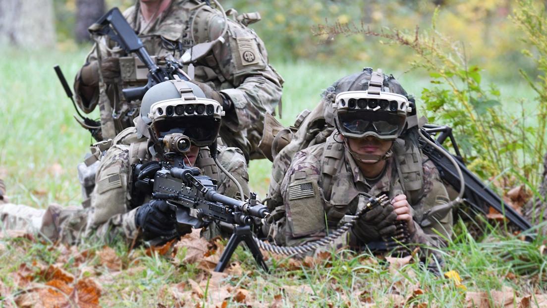 Microsoft gana un contrato de casi 22 mil millones de dólares para dotar a los soldados de EE.UU. con gafas de realidad aumentada