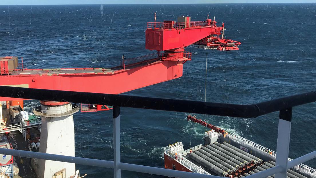 Operadora de Nord Stream 2 denuncia el paso provocador de buques, submarinos y aviones militares cerca de ese gasoducto