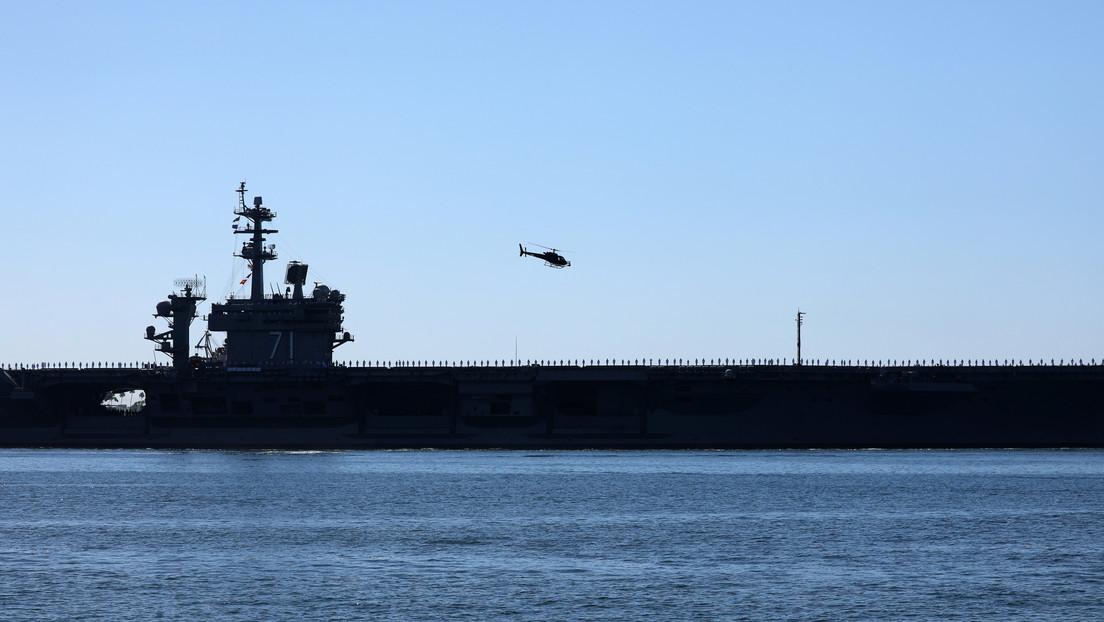 Biden ordena al Pentágono que comience a retirar parte de sus fuerzas militares desplegadas en el golfo Pérsico