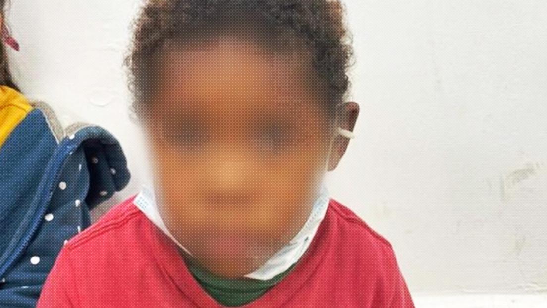 Hallan a un niño hondureño de cuatro años viajando solo cerca de la frontera entre México y EE.UU.