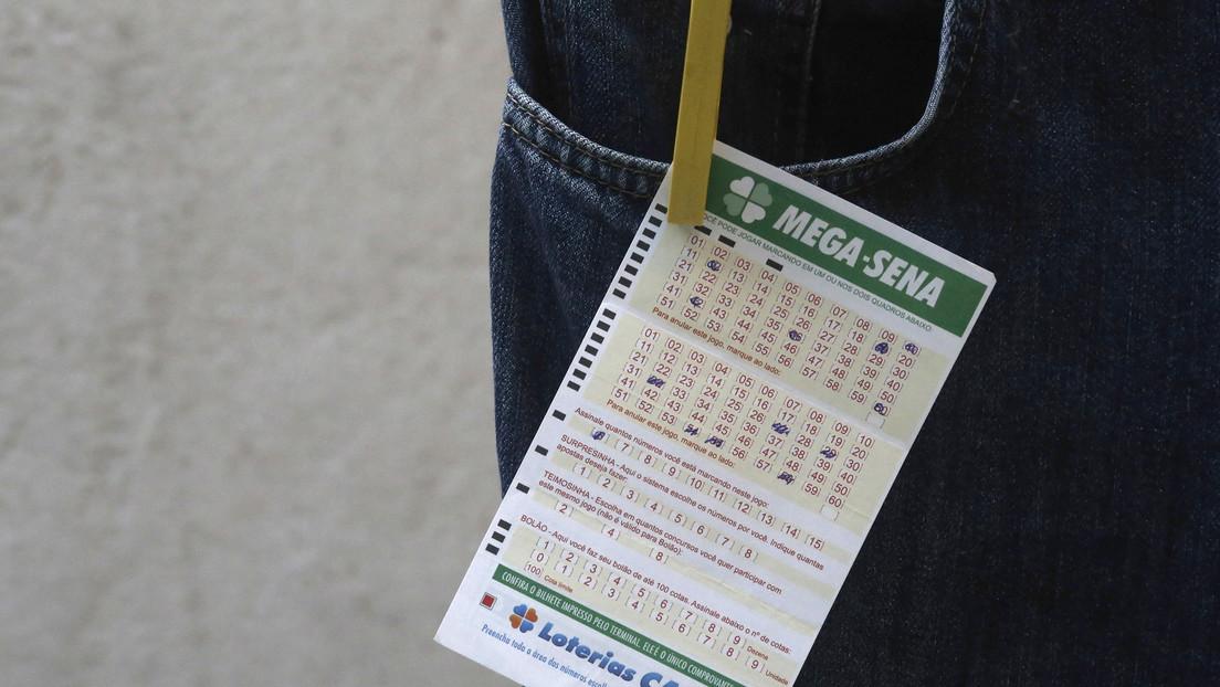 El ganador del premio mayor de la lotería brasileña de Año Nuevo pierde más de 28 millones de dólares tras no reclamar el dinero