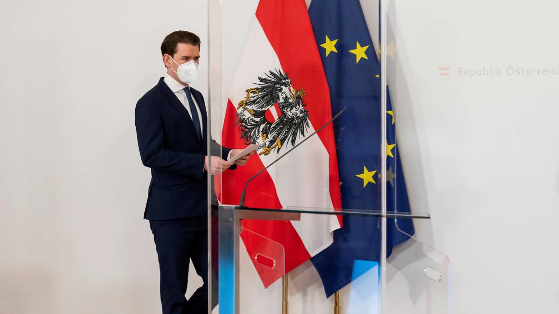 Austria prevé una aceleración del programa de vacunación si adquieren la rusa Sputnik V