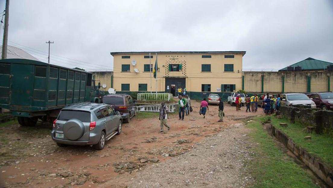 Un grupo de hombres armados ataca una cárcel y libera más de 1.500 presos en Nigeria (FOTOS, VIDEO)