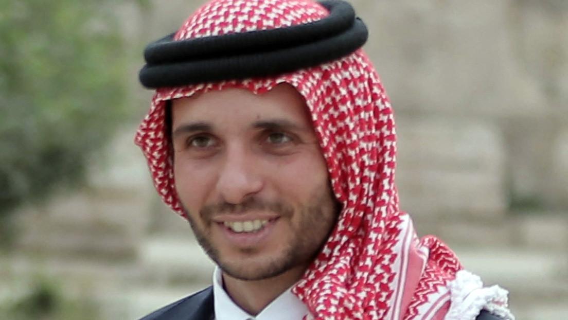 El expríncipe heredero de Jordania afirma que no se callará bajo el arresto domiciliario