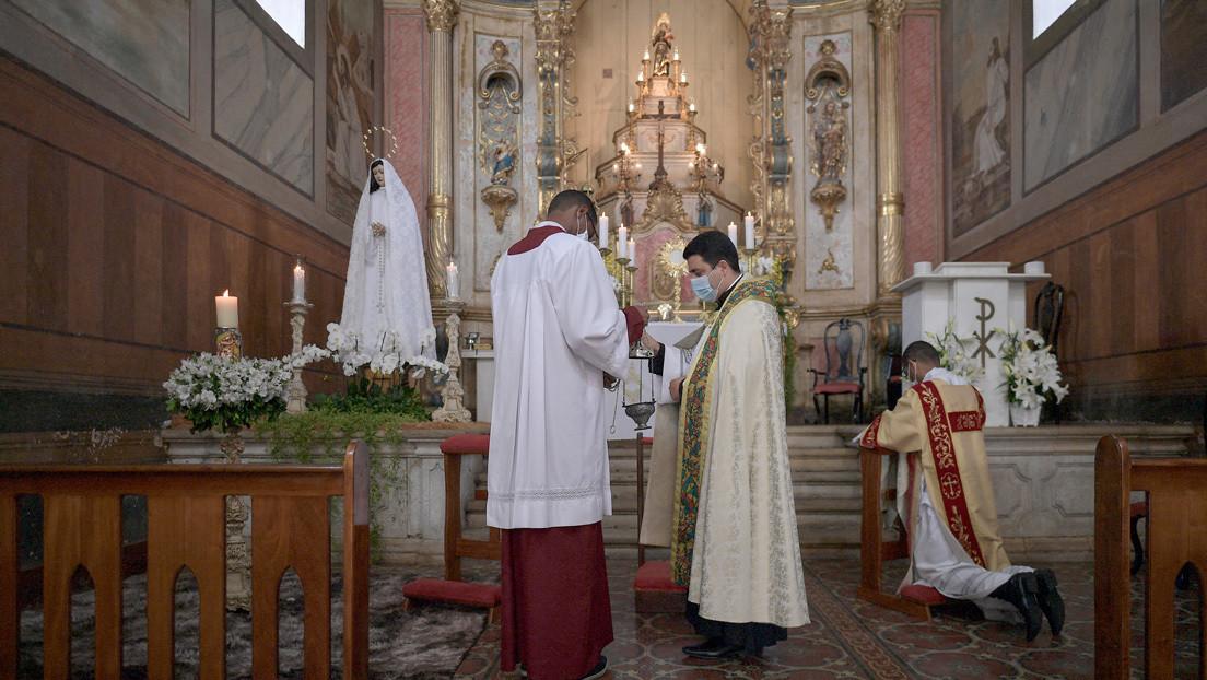 ¿Es una actividad esencial? Un juez permite la apertura de iglesias y templos en Brasil y enciende la polémica